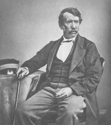 110. THOMAS ANNAN. DR DAVID LIVINGSTONE, 1864.
